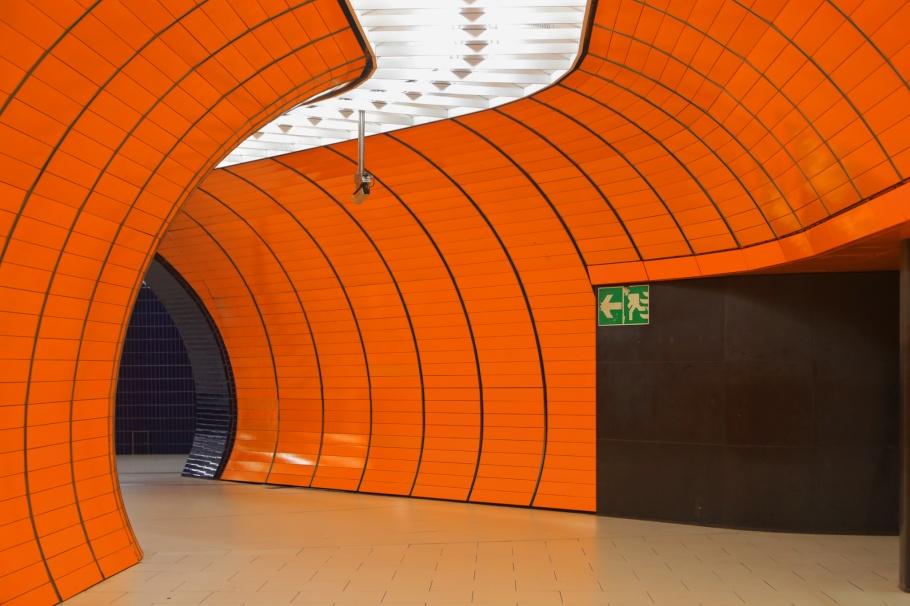 Marienplatz, U-Bahn, Munich, Muenchen, Germany, fotoeins.com