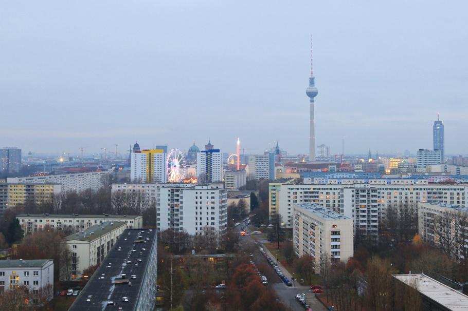 thattoweragain, Fernsehturm, Friedrichshain, Friedrichshain-Kreuzberg, Berlin, Hauptstadt, Germany, Deutschland, fotoeins.com