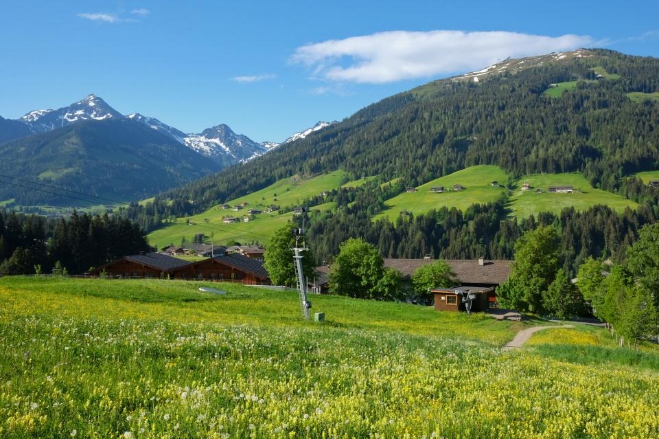 Alpbach, Alpbach Seenland, Tirol, Tyrol, Austria, Oesterreich, fotoeins.com