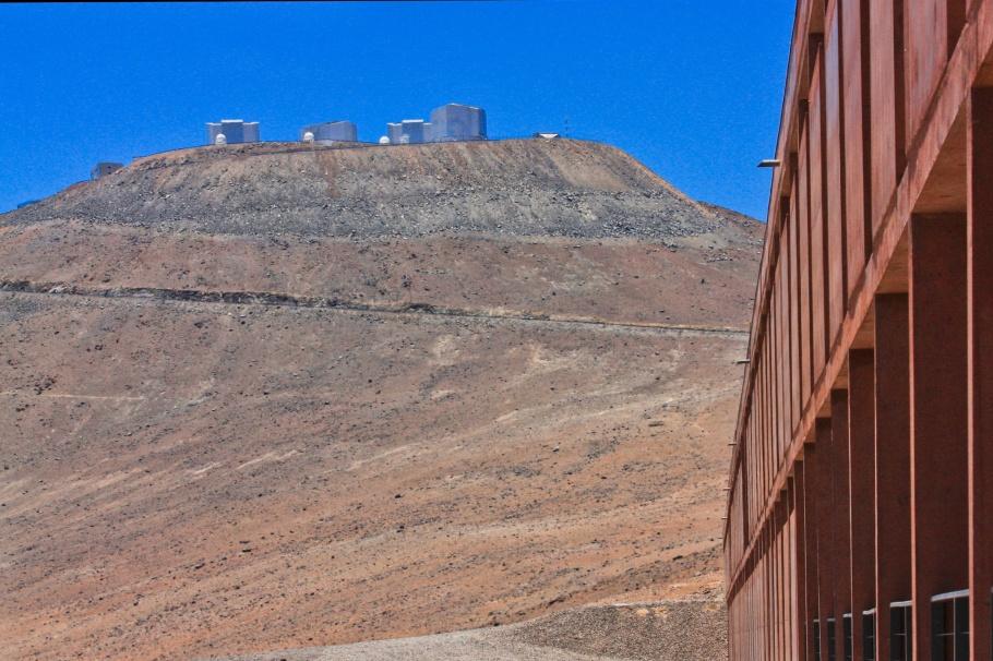 European Southern Observatory, Cerro Paranal, VLT, Antofagasta, Chile, fotoeins.com
