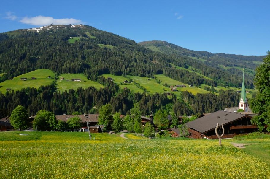 Alpbach, Alpbachtal, Alpbach Seenland, Tirol, Tyrol, Austria, Oesterreich, fotoeins.com