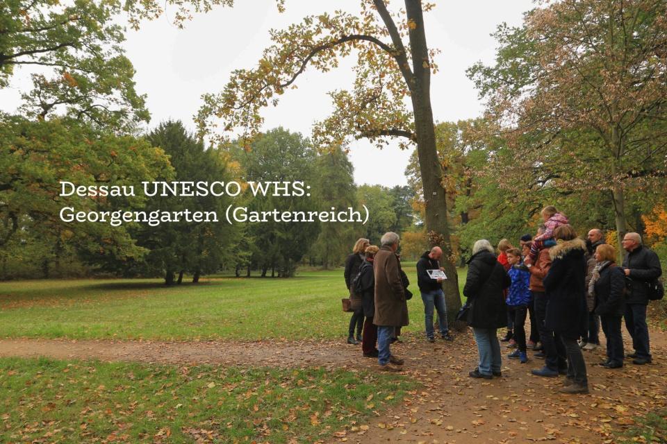 Georgengarten, Dessau-Wörlitz Garden Realm, Gartenreich, UNESCO World Heritage Site, Dessau, Saxony-Anhalt, Sachsen-Anhalt, Germany, fotoeins.com