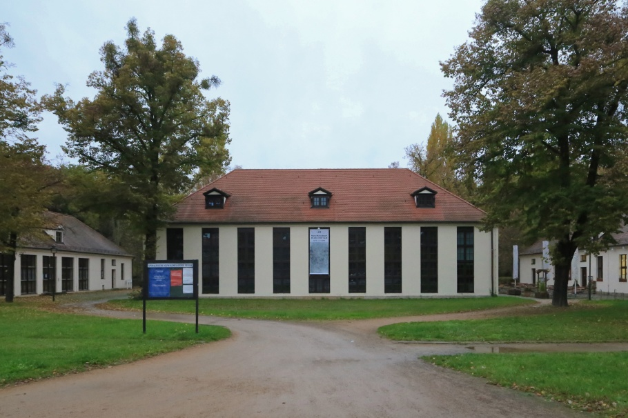 Galerie, Orangerie, Schloss Georgium, Anhalt Art Gallery, Georgium Castle, Georgium, Dessau, Dessau-Rosslau, Saxony-Anhalt, Sachsen-Anhalt, Germany, UNESCO, World Heritage, fotoeins.com