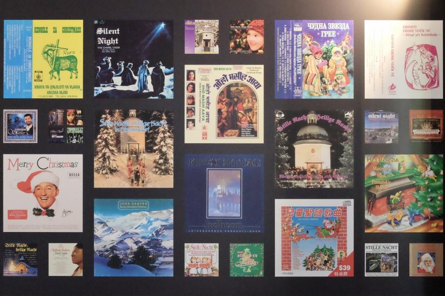Silent Night, Stille Nacht, Stille Nacht Museum, Stille Nacht Platz, Oberndorf bei Salzburg, Oesterreich, Austria, fotoeins.com