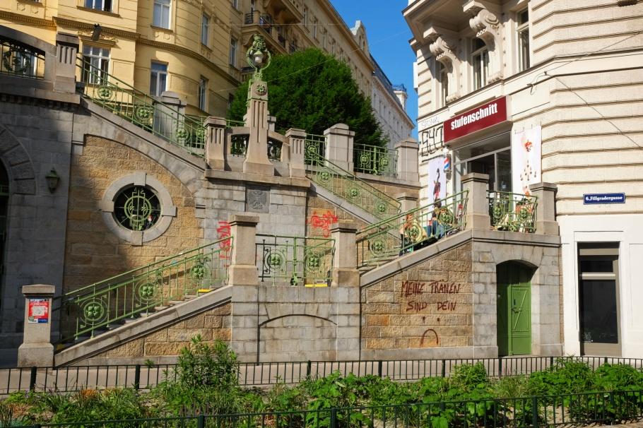 Fillgraderstiege, Maximilian Hegele, Vienna, Wien, Austria, fotoeins.com