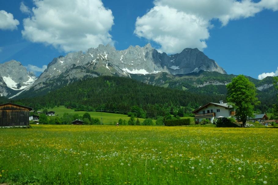 Going am Wilder Kaiser, Going, Wilder Kaiser, Tirol, Tyrol, Austria, Oesterreich, fotoeins.com