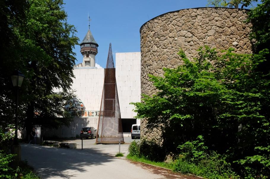 James Turrell, Sky-Space, Walk of Modern Art, street art, Museum der Moderne, Salzburg, Austria, Oesterreich, fotoeins.com