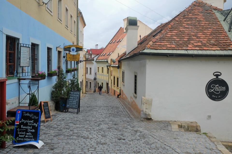 Zámocké schody, Beblavého, Zeitlos, Bratislavsky hrad, Bratislava Castle, Bratislava, Slovakia, fotoeins.com