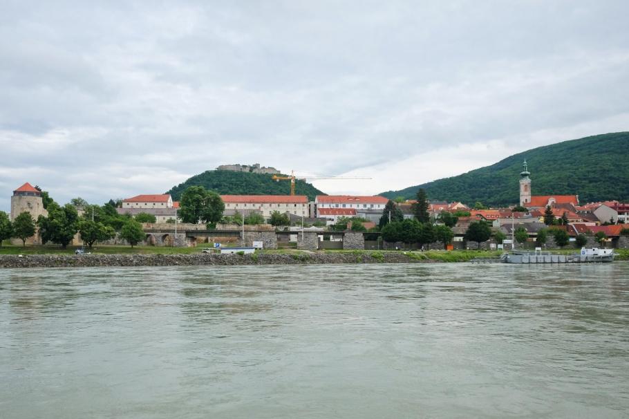 Twin City Liner, Hainburg an der Donau, Danube, Donau, Lower Austria Niederösterreich, Austria, Österreich, fotoeins.com