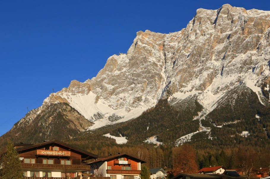 Zugspitze, Tiroler Zugspitzbahn, Ehrwald, Tirol, Tyrol, Austria, Oesterreich, fotoeins.com