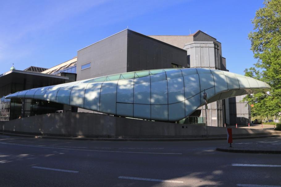 Hungerburgbahn, Congress station, Zaha Hadid, Innsbruck, Tirol, Tyrol, Oesterreich, Austria, fotoeins.com