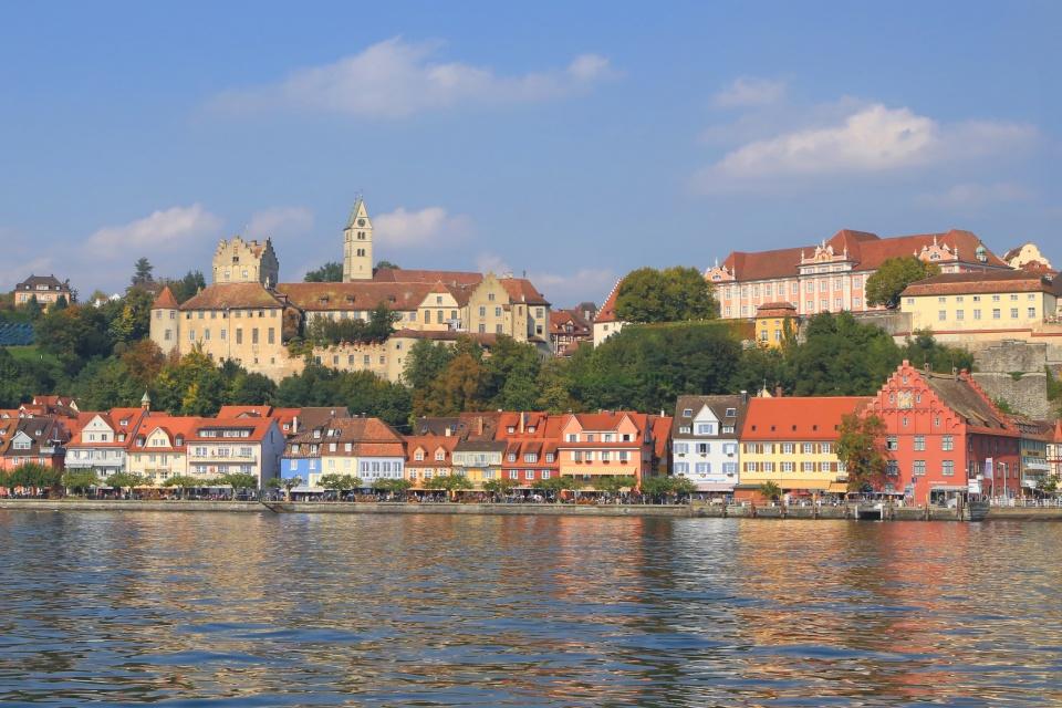 Meersburg, Bodensee, Lake Constance, Konstanz, Baden-Württemberg, Germany, fotoeins.com