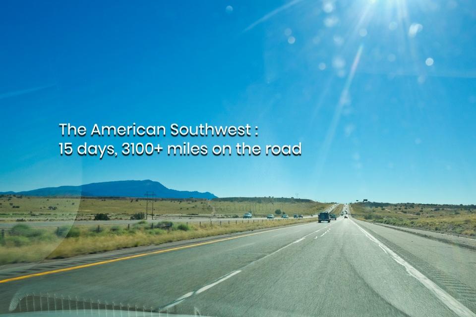 I-25, El Camino Real, US-66, Rosario, Budaghers, New Mexico, USA, fotoeins.com