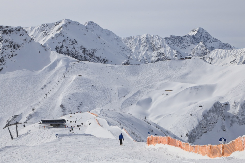 Fellhorn, Oberstdorf Kleinwalsertal Bergbahnen, Allgaeuer Alps, Allgaeu, Oberstdorf, Swabia, Bavaria, Bayern, Germany, fotoeins.com