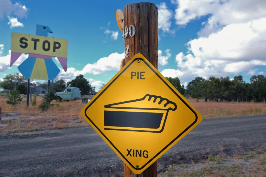 Pie Crossing, Pie Town, NM, US route 60, US-60, fotoeins.com