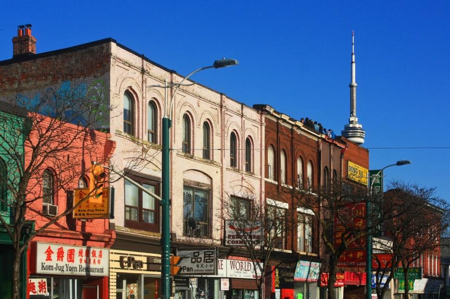 Spadina Avenue, Chinatown, Toronto, ON, Canada, fotoeins.com
