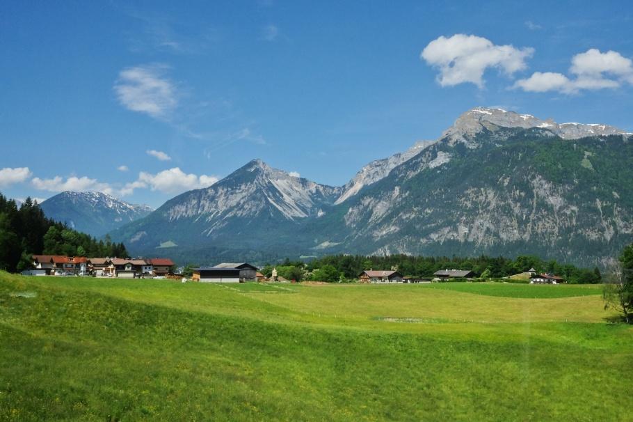 Mehrn, Alpbacher Landstrasse, Alpbach Seenland, Tirol, Tyrol, Austria, Oesterreich, fotoeins.com
