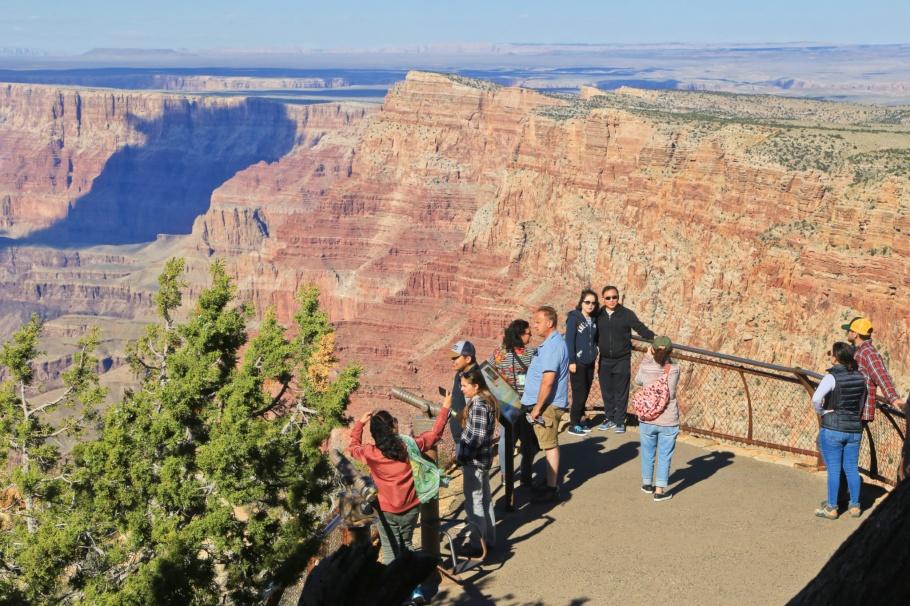 Desert View, South Rim, Grand Canyon, Grand Canyon National Park, AZ, USA, fotoeins.com