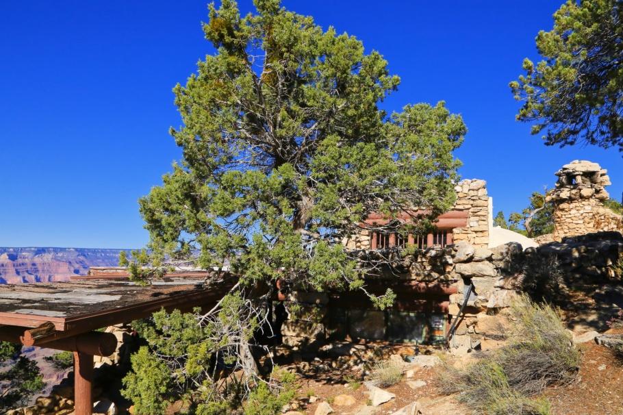 Hermit's Rest, South Rim, Grand Canyon, Grand Canyon National Park, AZ, USA, fotoeins.com