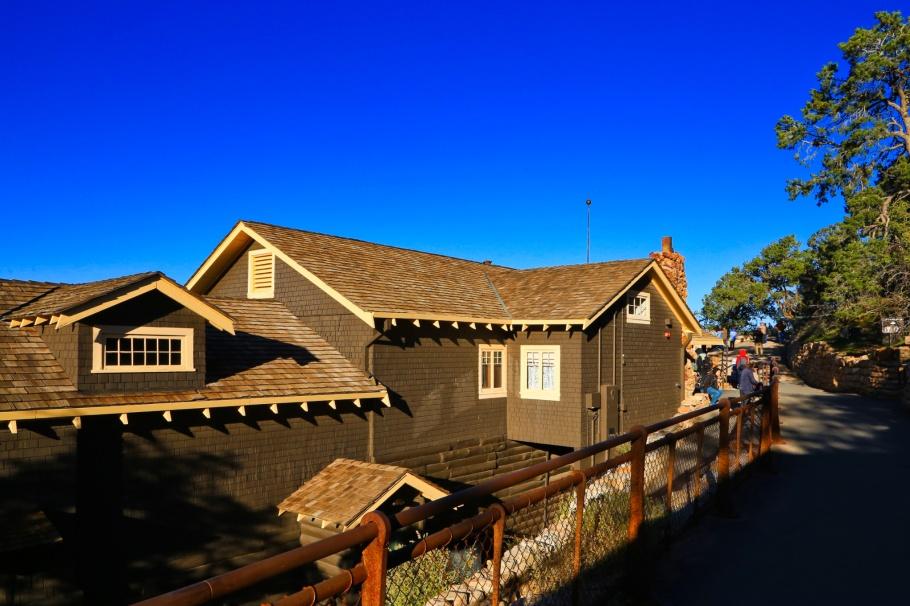 Kolb Studio, Grand Canyon Village, South Rim, Grand Canyon, Grand Canyon National Park, AZ, USA, fotoeins.com