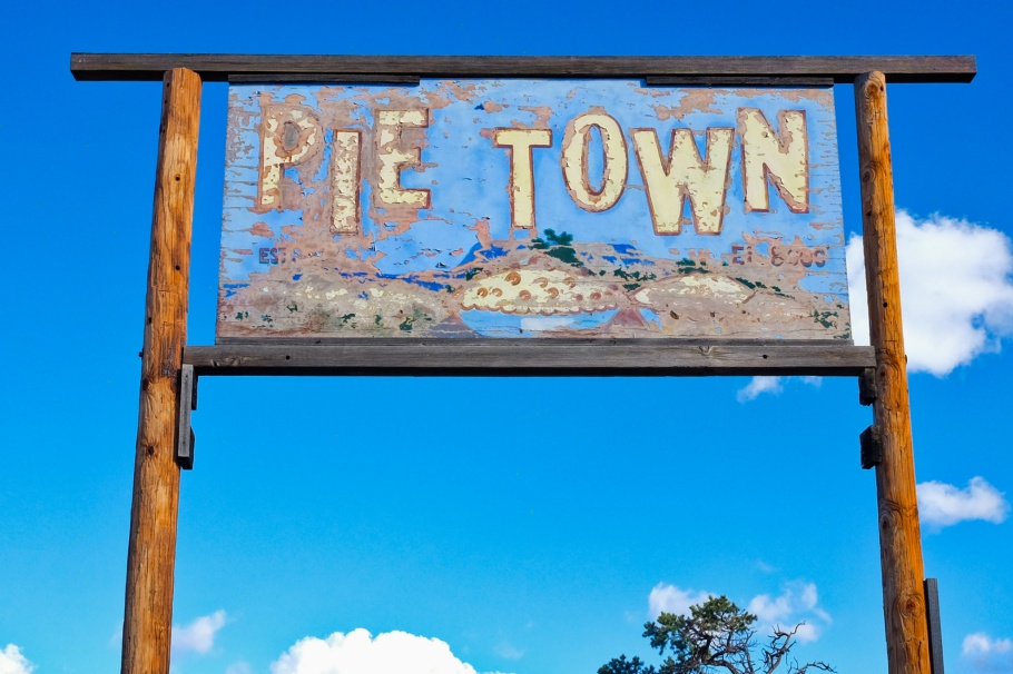Pie Town, New Mexico, USA, fotoeins.com