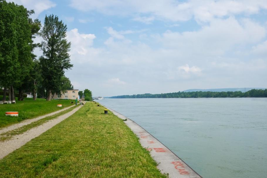 Brigittenau, Danube, Donau, Vienna, Wien, Oesterreich, Austria, fotoeins.com
