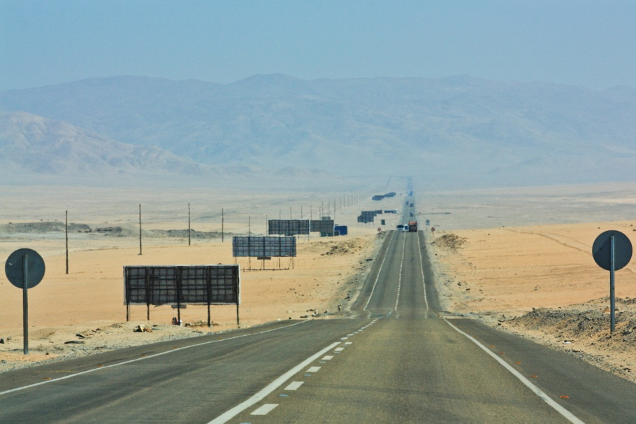 Atacama Desert, Ruta 5, Panamerican Highway, Cerro Paranal, ESO, Antofagasta, Chile, fotoeins.com