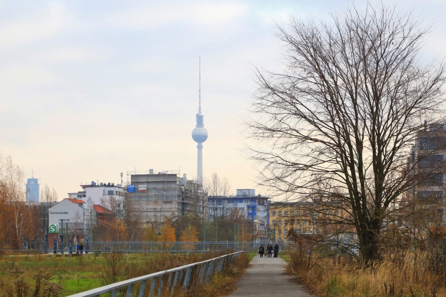 Park am Nordbahnhof, Nordbahnhof, Bernauer Strasse, Berlin Wall, Berliner Mauer, Berlin, Germany, Deutschland, fotoeins.com
