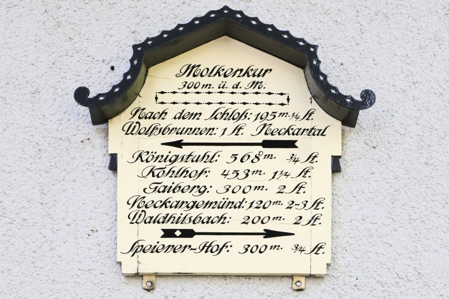 Molkenkur, Bergbahn Heidelberg, Obere Bahn, Königstuhl, Heidelberg, Baden-Württemberg, Germany, Deutschland, fotoeins.com