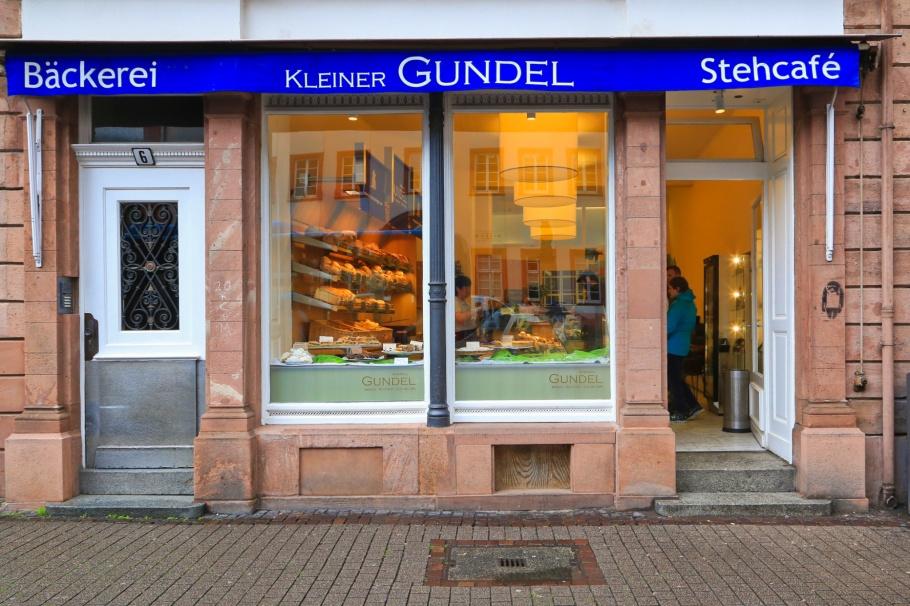 Kleiner Gundel, Uniplatz, Altstadt, Old Town, Heidelberg, Baden-Württemberg, Germany, Deutschland, fotoeins.com