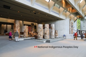 Great Hall, Museum of Anthropology, University of British Columbia, Vancouver, BC, Canada, First Nations, fotoeins.com