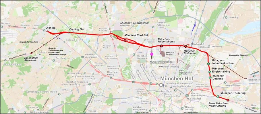 München Nordring, Pechristener, Wiki CC BY-SA 2.0
