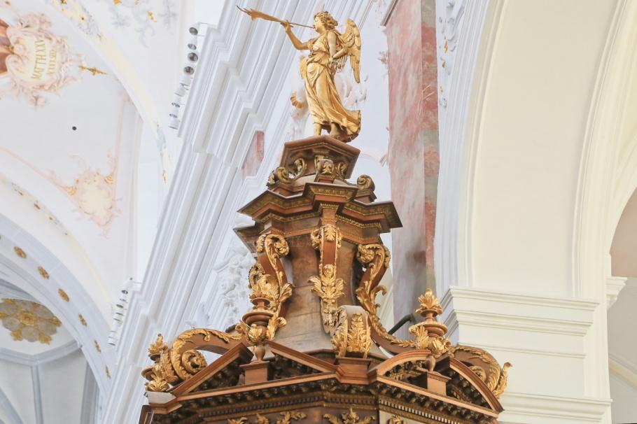 St.-Anna-Kirche, Augsburg, Bayern, Bavaria, Swabia, Schwaben, Germany, Deutschland, fotoeins.com