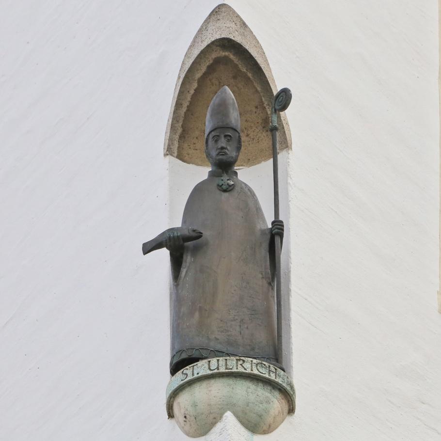 Basilika St. Ulrich und Afra, Augsburg, Bayern, Bavaria, Swabia, Schwaben, Germany, Deutschland, fotoeins.com