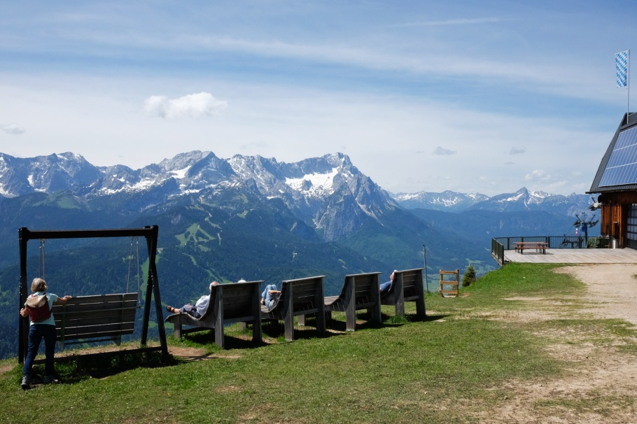 Wank, Zugspitze, Wetterstein, Garmisch-Partenkirchen, Bayern, Bavaria, Oberbayern, Upper Bavaria, Germany, Deutschland, fotoeins.com