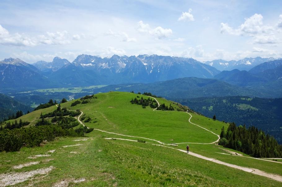 Wank, Mittenwald, Karwendel, Wetterstein, Garmisch-Partenkirchen, Bayern, Bavaria, Oberbayern, Upper Bavaria, Germany, Deutschland, fotoeins.com