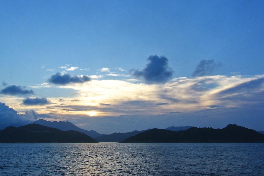 Outlying Islands, Islands District, Hong Kong, SAR PRC, South China Sea, fotoeins.com
