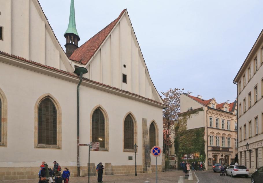 Bethlehem Chapel, Betlémská kaple, Betlémské náměstí, Bethlehem Square, Praha, Prag, Prague, Czech Republic, fotoeins.com