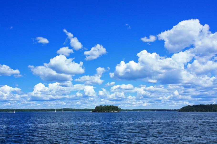 Stockholms skärgård, Stockholm archipelago, Waxholmsbolaget ferry, Baltic Sea, Stockholm, Sweden, fotoeins.com
