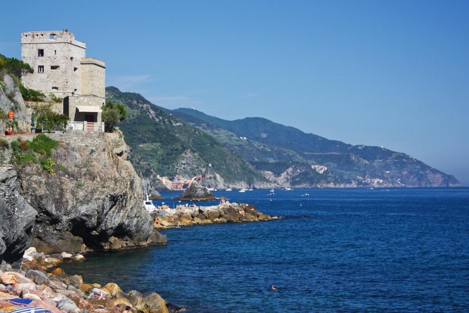 Monterosso al Mare, Cinque Terre, Ligurian Riviera, Ligurian Sea, Liguria, La Spezia, Italy, UNESCO, World Heritage, fotoeins.com