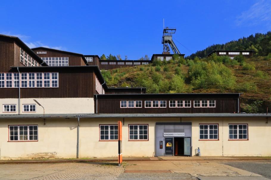 Erzbergwerk Rammelsberg, Rammelsberg mine, Rammelsberg, Goslar, Niedersachsen, Lower Saxony, Harz mountains, Germany, Deutschland, UNESCO, World Heritage, fotoeins.com