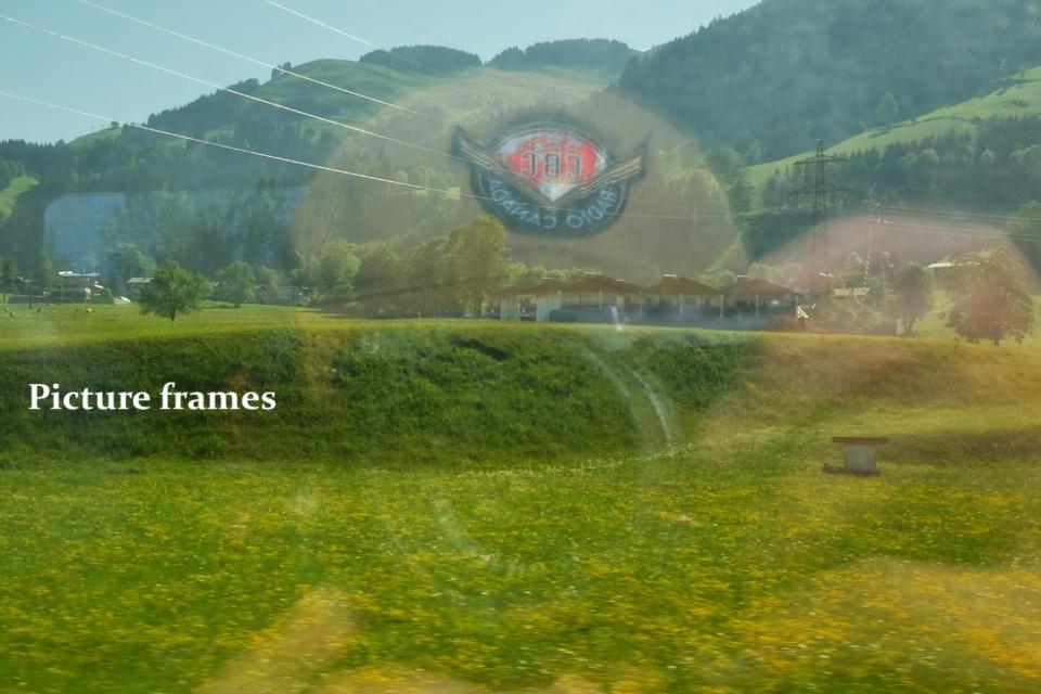ÖBB, Österreichische Bundesbahnen, Austrian Federal Railways, Kitzbühel, Austria, Österreich, fotoeins.com
