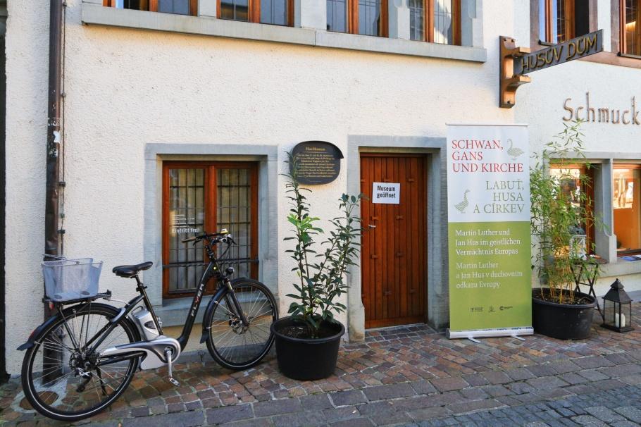 Jan Hus, John Huss, Konstanz, Baden-Württemberg, Germany, Deutschland, fotoeins.com