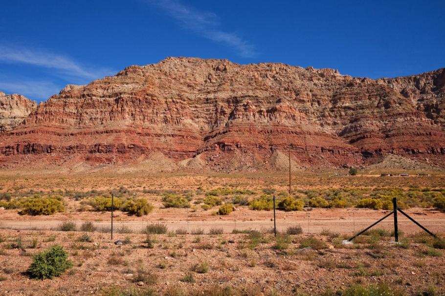 Echo Cliffs, Colorado Plateau, Navajo Nation, US 89, US Route 89, Arizona, USA, fotoeins.com