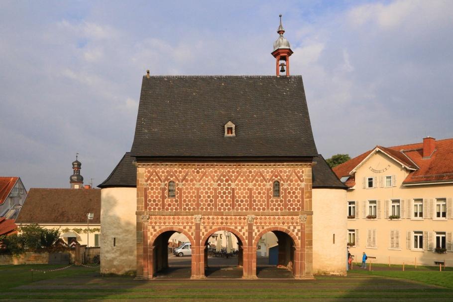 Abtei Lorsch, Lorsch Abbey, Lorsch, Hessen, Hesse, Germany, Deutschland, fotoeins.com, UNESCO, World Heritage, Welterbe, Weltkulturerbe