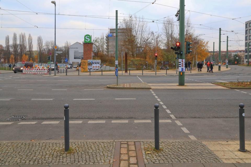 Nordbahnhof, Bernauer Strasse, Mauerfall, Berliner Mauer, Berlin Wall, Fall of the Wall, Berlin, Germany, Deutschland, fotoeins.com