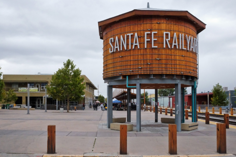 Santa Fe Farmers Market, Railyard, Santa Fe, New Mexico, fotoeins.com