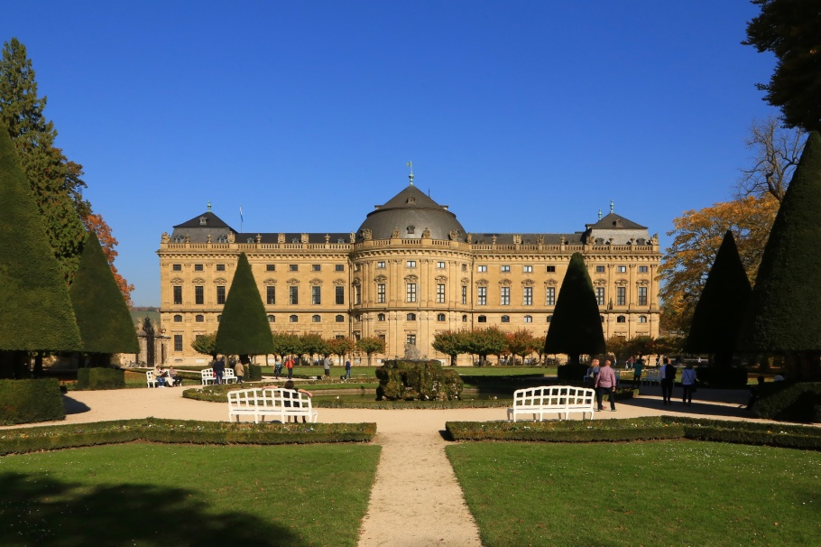 Residenz, Würzburg, Bayern, Bavaria, Germany, Deutschland, UNESCO, World Heritage, Welterbe, Weltkulturerbe, fotoeins.com