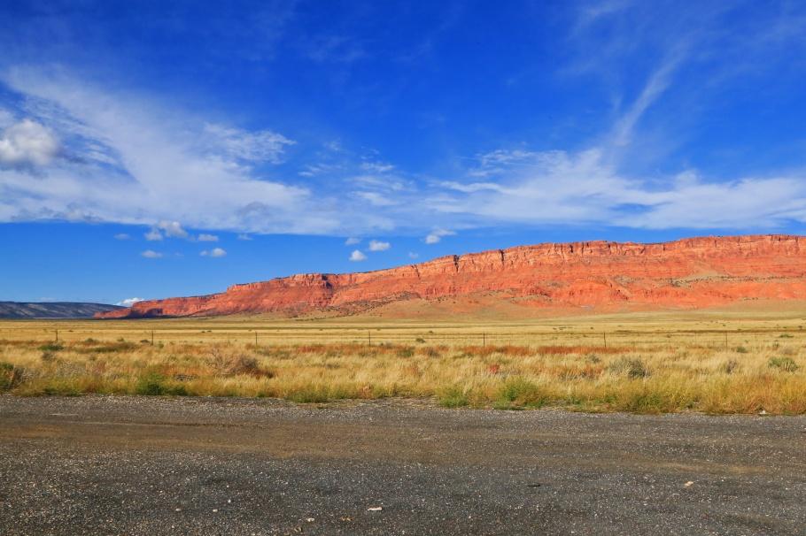 Vermilion Cliffs, Vermilion Cliffs National Monument, Bureau of Land Management, US 89A, US Route 89A, Arizona, USA, fotoeins.com