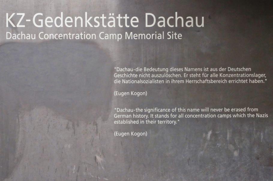 KZ-Gedenkstätte Dachau, KZ Dachau, Dachau Concentration Camp Memorial Site, Dachau, Bavaria, Bayern, Germany, Deutschland, fotoeins.com